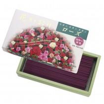 【日本神戶薰壽堂】玫瑰線香(大盒裝)