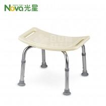 【光星】可調整無背洗澡椅 9010CN (NOVA機械椅)