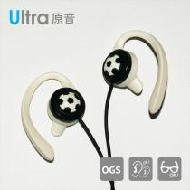 【TOPLAY聽不累】原音無齡耳機 瘋足球 長時舒適聆聽 耳機推薦(H11-B03)